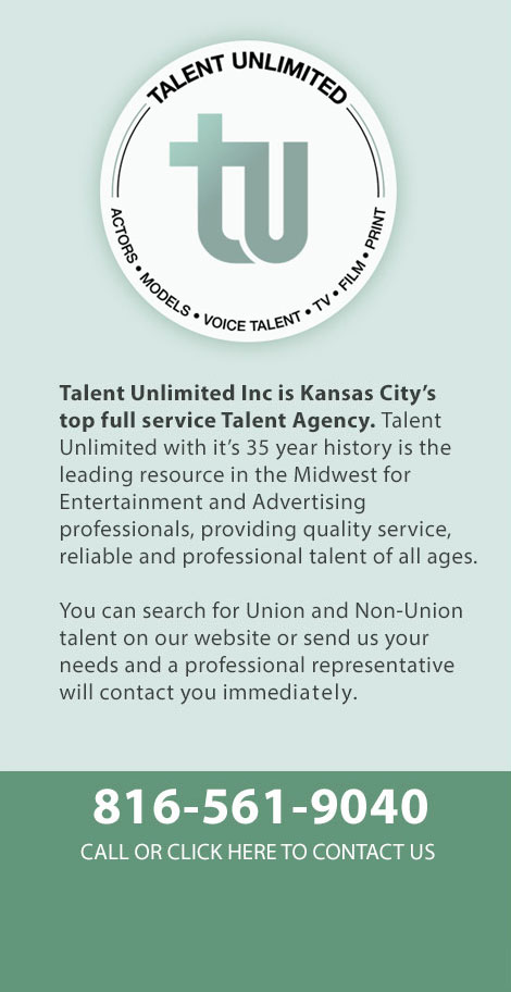 Talent Unlimited | Kansas City Full Service Professional