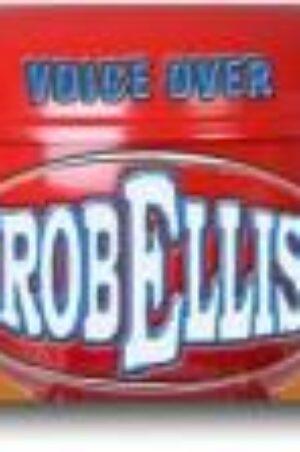 Rob Ellis Voiceover logo
