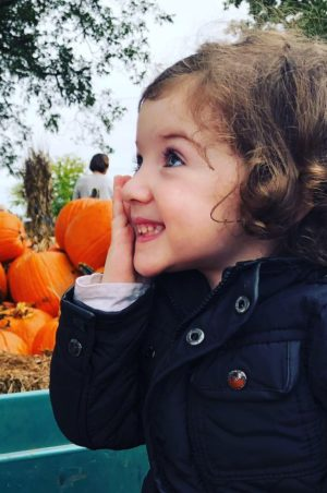 Isabelle – pumpkin patch