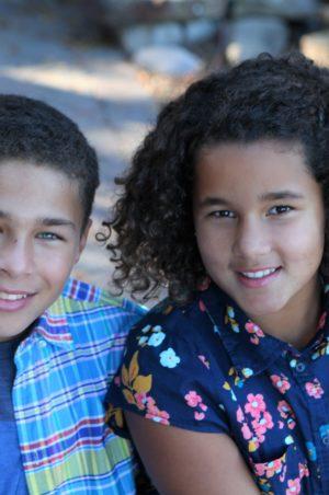 Evan & Anna together