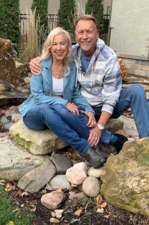 Deb & Steve Schroeder – TU – 60's real couple # 7