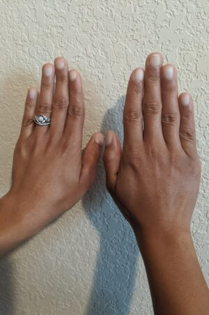 Hands Front Side